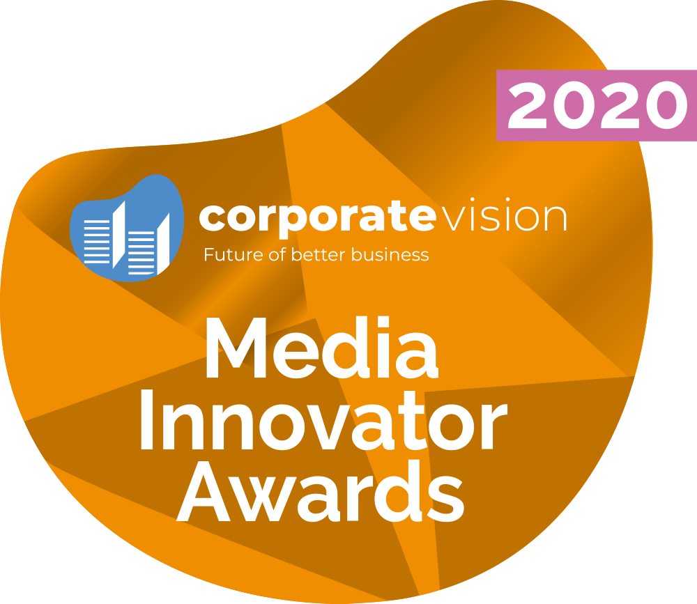Media Innovator Awards 2020 Logo