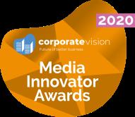 Media Innovator Awards 2020 Logo